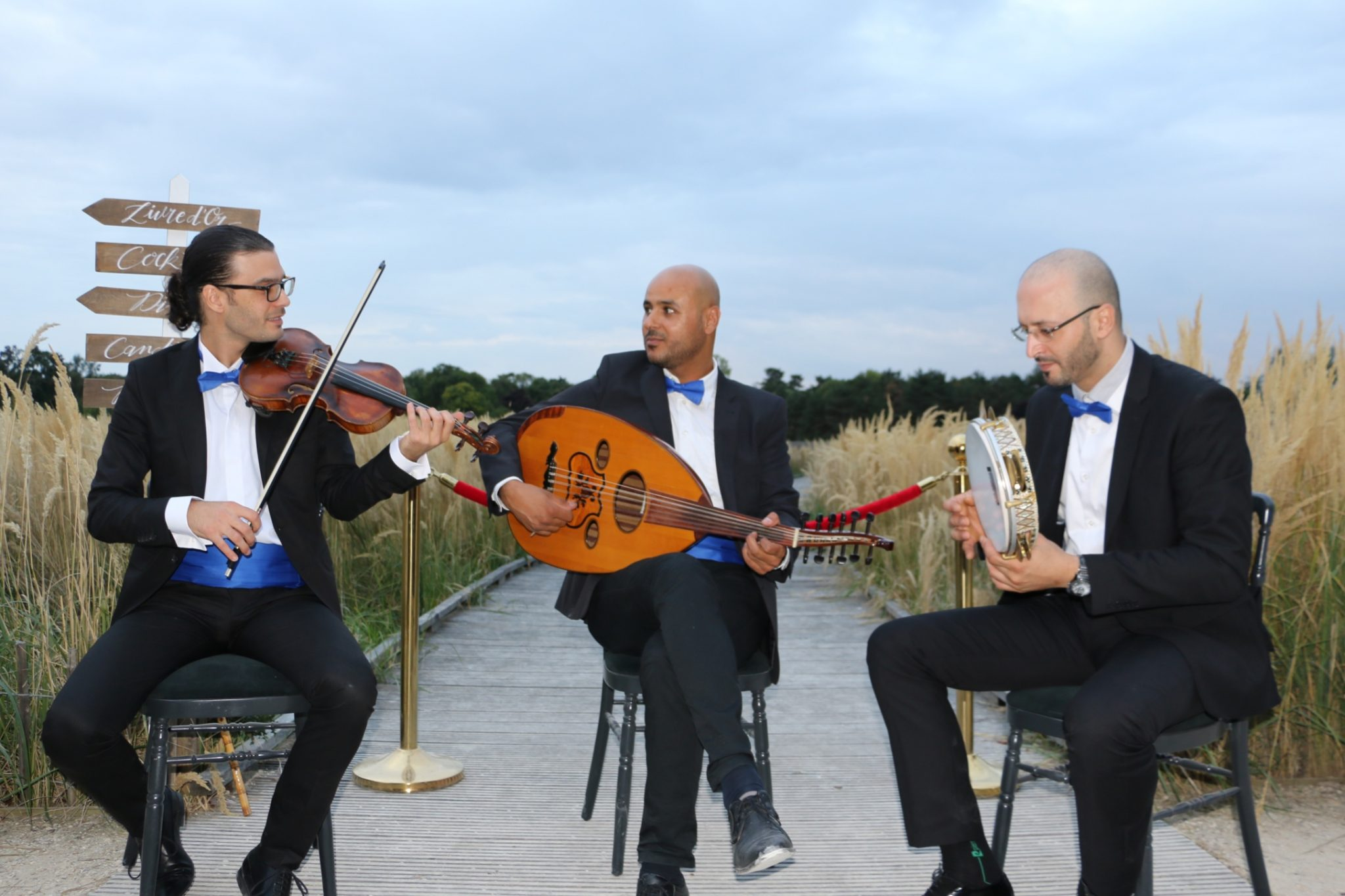 Orchestre tunisien marocain oriental
