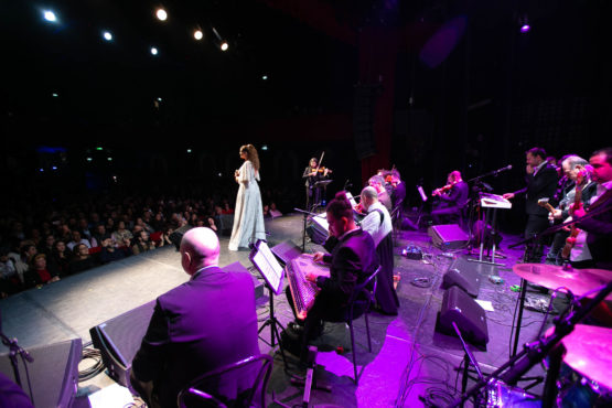Orchestre marocain Chaabi à paris