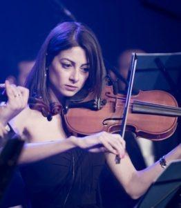 violoniste orientale paris